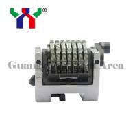 China 7 digits GTO Numbering Machine, Offset Printing Spare Parts on sale