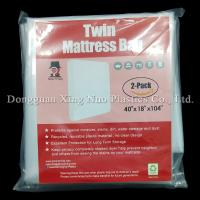 Buy cheap Customized Demand 02 Style 2 pack 40*18*104 inch Twin Mattress Bag from wholesalers