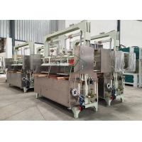 Buy cheap Semi-automatic Reciprocating Double Cylinder Paper Tray Making Machinery from wholesalers