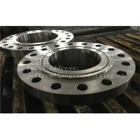 Best ASME B16.5 WN A350 LF6 Forged Carbon Steel Flange With Nice Packing Or Un-standard Flange wholesale