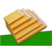Best Biodegradable Kraft Paper Self Seal Bubble Mailers Size 6 12.5 X 19 For Shipping wholesale