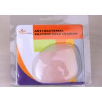 Best Durable BPA Free   Silicone Insole with Medical - grade  of inner soles for running  wholesale