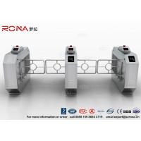 Best RFID Automatic Swing Barrier Gate Smart Arm Revolving Door Security Access Control Turnstile wholesale