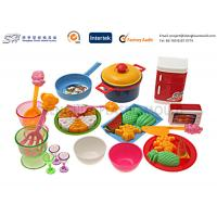 Small Toy Food : Details of customize promotion safe small plastic food