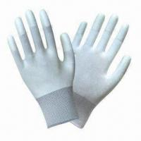 Best Working Gloves, Anti-static and PU Coating wholesale