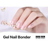 Best High Viscosity Soak Off Gel Nail Primer , Long Lasting Nail Polish Bonder wholesale