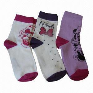 Best Childrens' Socks with Cartoon Design wholesale