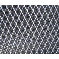 Best Titanium Stainless Steel Expanded Metal Mesh Screen Coated Surface For Electrode wholesale