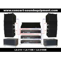Best Dual 10 480W Line Array Speaker With Neodymium Drivers wholesale