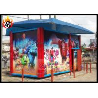Best Hydraulic XD Theatre with 5D Cinema Cabin and 19'' LCD Display wholesale