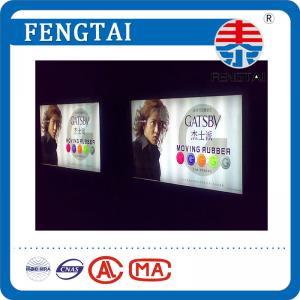 China 480gsm 300Dx500D 18x12 PVC Digital Print Backlit Banner on sale
