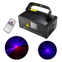 Best 600mw Professional 3D Led Laser Lights With 4g Sd Card / Power Cable wholesale