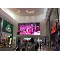 Best Commerical Advertising Cabinet Outdoor Smd Led Screen Easy Maintenance 250x250mm wholesale