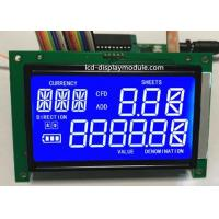 Best STN 7 Segment LCD Panel Screen White LED Chip PCB Board ISO14001 Approved wholesale