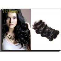 Best Raw Material Cambodian Virgin Hair Loose Wave 10 Inch To 30 Inch SGS wholesale