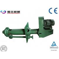 Best High Density Vertical Slurry Pump / Vertical Sewage Pump High Chrome Alloy Material   wholesale
