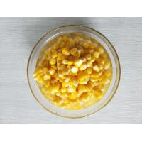 Best 340g / 12oz Canned Sweet Corn Kernel In Tin Easy Open Eco Friendly wholesale
