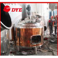 Best Grain wheat brew glycol cooling jacket conical fermenter for making beer wholesale