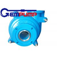 China 4/3 D AH Centrifugal Slurry Pump , Mining Horizontal Centrifugal Slurry Pump on sale