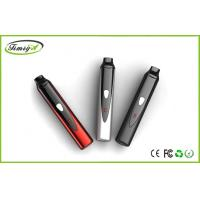 Best Lightweight Healthy Dry Herb E Cig Wax Vaporizer With 2200 Mah Battery CE ROHS wholesale