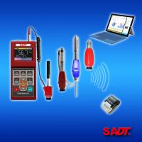 Best SADT HARTIP3210 Digital Portable Hardness Tester with Probe E  Analogy and  Wireless  RF Probe ± 2HL Accuracy wholesale