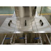 Best High Power Two Heads Packing Production Line Keg Washer Filler 0Ml - 1000Ml wholesale