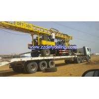 Cheap 400m DFT-400 Rotary Borehole Drilling Rig with Tricone Bit DTH Bit, Water Well for sale