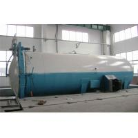 Best Rubber / Food Chemical Autoclave Φ2.85m With Safety Interlock , Automatic Control wholesale