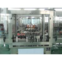 Best 380V 3Phase Automatic High Speed Bottle Washing Machine For Beer Machine wholesale