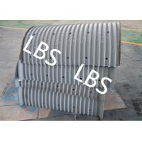 Best Offshore Platform Crane Main Drum Lebus Grooving Wire Rope Or Cable wholesale
