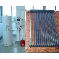 China domestic hot water solar system on sale