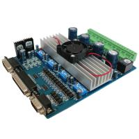 Buy cheap TB6560 4 Axis Driver Board Adapter CNC Router Mill Cut Engraving Laser Printer US DE FR UK from wholesalers
