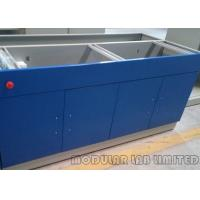 Best Modular Science Laboratory Furniture Aluminum Alloy SUS Painted Steel MDF wholesale