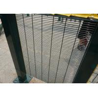 Best High Precision 358 Security Mesh 76.2mm X 12.7mm Galvanized Surface Treatment wholesale
