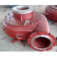 Best High Performance Mining Slurry Pump Diesel Mud Pump Hard Metal / Rubber Matrial wholesale