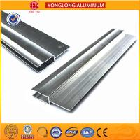 Best Silver / Champagne Anodized Aluminum Extrusion Profiles For Industrial wholesale