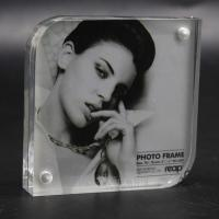 Best Acrylic photo frame with magnet wholesale