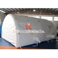 Best Air Sealed Inflatable Medical Tent , Military Grade Tents For Army Emergency wholesale