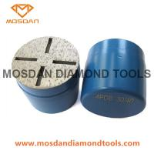 Best Terrco 2 Inch Plug Metal Grinding Diamond Discs wholesale