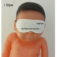 Best Medical Surgical Phototherapy Eye Mask Sweat Absorption With Hook Section wholesale