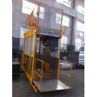Best Operator Cab Construction Material Man And Material Hoist Dual Cage ISO wholesale