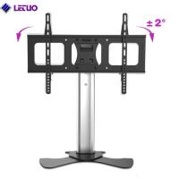Best B64C Tabletop TV Stand with swivel mount  for most 32-65 inch TVs; Extra Tall Model Hold Up to 110 lbs wholesale