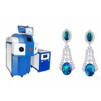 Quality Jewellery YAG Laser Welding Machine With CE , Laser Soldering Machine wholesale