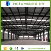 Single-storey industrial building wearhouse outdoor garage shed