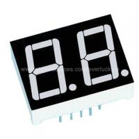 China Dual-digit 7-segment Display, Common Anode on sale