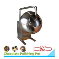 Best SSS304 Material Chocolate Coating Equipment For Chocolate Beans 1 Year Warranty wholesale