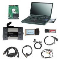 China Truck Speed Limit Mercedes Benz Truck Diagnostic Tool With Dell D630 New Released C204/ C205/ CLA117/ GLC156/ E207 on sale