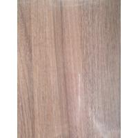 Best Wood Grain Decorative Paper For Furniture Walnut Design , 1270mm Melamine Impregnated Paper wholesale
