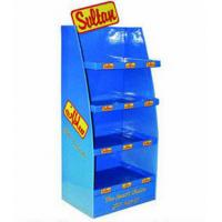 Best Tiered Promotional POS Cardboard Display , Eco-Friendly POS Display Units wholesale