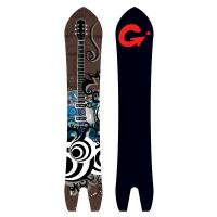 Quality Guitar Swallowtail Snowboard, Adult Snowboards wholesale